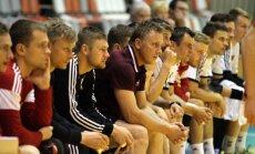 Latvijas handbolisti pārbaudes spēlē zaudē Norvēģijas otrajai izlasei