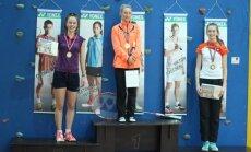 Par Latvijas absolūto čempioni badmintonā kļūst Šefere