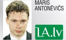 Māris Antonevičs, 'Latvijas Avīze': Futbols un beigta ēzeļa ausis