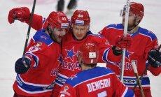 KHL komandai Maskavas CSKA jauns galvenais treneris