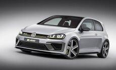 Modernizētais 'VW Golf' iegūšot versiju ar 420 ZS