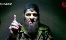 Krievijas spēki Dagestānā likvidējuši islāmistu kaujinieku grupējuma 'Kaukāza emirāta' līderi
