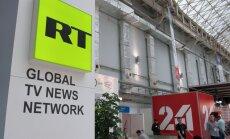 ASV liek Kremļa raidorganizācijai RT reģistrēties kā ārvalstu aģentam