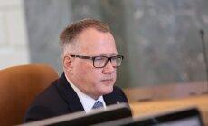 OIK skandāls: Atkal noraida pieprasījumus Ašeradenam par EM rīcību