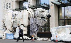 'Shell' pārtrauc urbšanu Aļaskas Arktikas ūdeņos