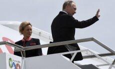 Putins pamet G20 valstu samitu pirms tā noslēguma