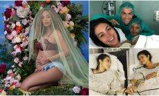 Беременность, роды и пересадка почки: самые популярные снимки Instagram
