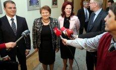 Deklarācijas melnraksts: Valdības virsmērķis - ilgtspējīga izaugsme labklājības un piederības Latvijai vairošanai
