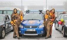 ФОТО. Самые яркие моменты с Женского ралли 2018