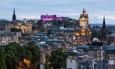 Kur visvairāk rudmataino? Ceļojums uz Skotijas galvaspilsētu Edinburgu