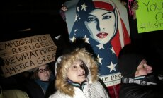 Irākas parlaments aicina valdību aizliegt ASV pilsoņu ieceļošanu