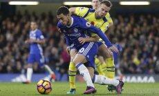 Chelsea Eden Hazard, Everton Tom Cleverley