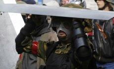 Hersonā aizturēti 36 diversanti, kas bija ceļā no Krimas uz Odesu