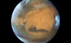 Мозг путешественников на Марс будет облучен космической радиацией