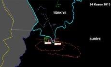 МИД России: ВВС Турции не пытались связаться с Су-24