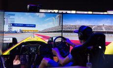 CSDD plāno iegādāties autosporta sacīkšu simulatoru