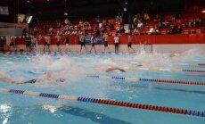 Peldētājam Maskaļenko astotā vieta Pasaules kausa posmā 50 metru brasa distancē