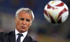 Klaudio Ranjēri kļuvis par Grieķijas futbola izlases galveno treneri