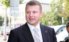 Шлесерс: Rail Baltica — проект политический