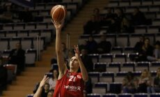 NBA draftam pieteicies 'Betsafe/Liepāja' uzbrucējs Rihards Bērziņš