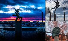 Рука Бога, Посейдон и ангелы: парк скульптур Миллесгорден в Стокгольме