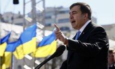 Саакашвили: следующими после Украины могут стать страны Балтии