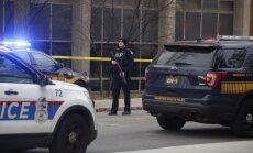 Somālietis studentu pilsētiņā Ohaio ievaino 11 cilvēkus; uzbrucēju nošauj policists