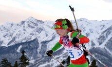 Домрачева одержала 30-ю победу на этапах Кубка мира, Фуркад улучшил свой рекорд