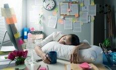 Nebendē savu labsajūtu darbā. Sešas nodarbošanās, kas kaitē veselībai