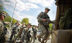 Komandantstunda Baltimorā atcelta; sākta Nacionālās gvardes spēku atvilkšana