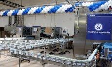'Rīgas piena kombināts' eksperimentālajā ražotnē ieguldīs gandrīz pus miljonu eiro