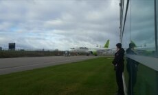 ВИДЕО: Новые самолеты позволят airBaltic летать на Канары и открыть много маршрутов