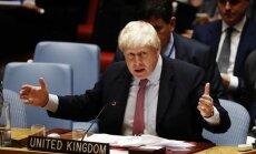 Борис Джонсон вызвал на ковер посла России