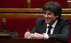 Pudždemona partija atsakās no centieniem panākt Katalonijas neatkarību vienpusēji