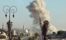 Саудовская Аравия призвала США агрессивнее действовать в Сирии