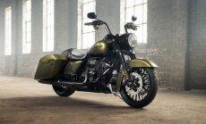 'Harley-Davidson' jaunākais motocikls 'Road King Special'