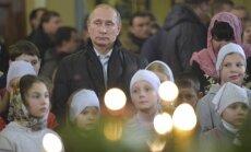 Krievijā izstrādāta vakcīna pret Ebolas vīrusu, paziņo Putins