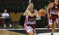 Strēlnieks ar 11 punktiem palīdz 'Brose Baskets' pārņemt līderpozīciju Vācijas čempionātā