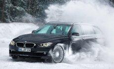 'BMW Alpina B3 Bi-Turbo' sedana un universāļa versijā