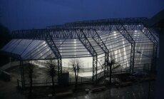 Majoru ledus halle iekļauta starp sešām interesantākajām hokeja hallēm pasaulē