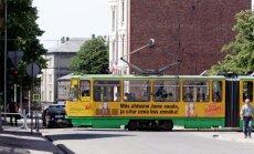 Лиепае придется подождать новых трамваев