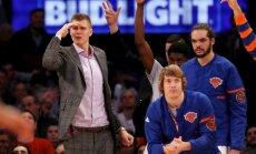 'Knicks' izskata divas kandidatūras uz kluba prezidenta amatu
