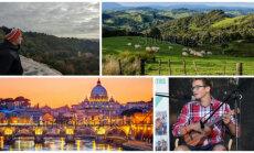 Latviešu puiši ar 200 eiro kabatā, spēlējot ukuleli, plāno apceļot Eiropu un nokļūt līdz Jaunzēlandei