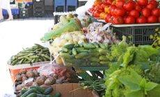 Krievijā aizliedz augļu un dārzeņu importu no Ukrainas