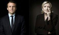 Pieci secinājumi pēc Francijas prezidenta vēlēšanu pirmās kārtas