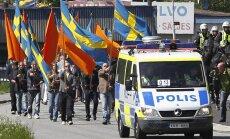 Zviedrijā skandāla dēļ no amata atkāpjas ekstrēmisma apkarotāja
