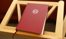 Sāks revidēt Bībeles latvisko tulkojumu