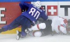 Migla hokeja laukumā nav nekas neparasts, norāda Prāgas arēnā