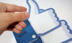 'Facebook' maina nodokļu politiku