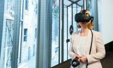 Dod startu JRT būvniecībai un aicina virtuālā ekskursijā pa topošo ēku